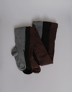 cotton tights (3colors!)