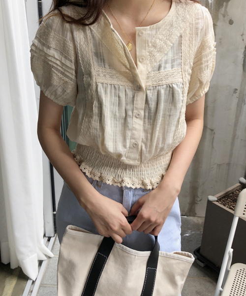 bread smock blouse