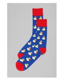 ( B _urbanoutfitters )  Small Icon Sock